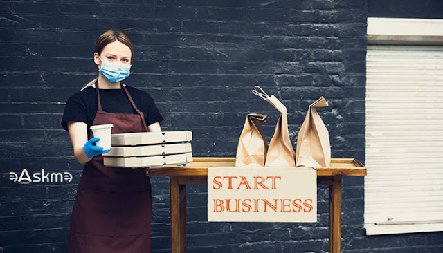 How to Start Your Own Business During a Pandemic: eAskme