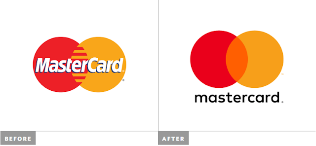 Mastercard Redesigns their Digital Age Iconic Logo