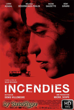 Incendies 1080p Latino