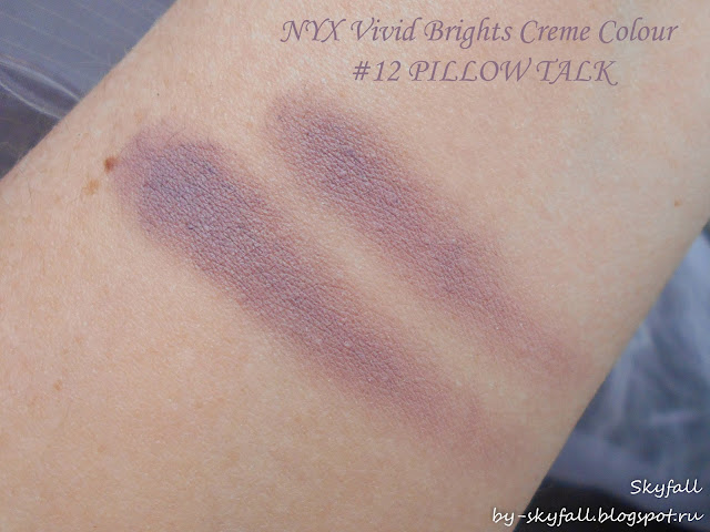 NYX Vivid Brights Creme Colour PILLOW TALK