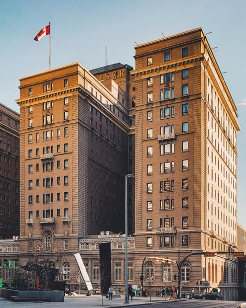 Fairmont Palliser Calgary Hotel
