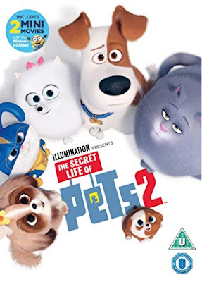 The Secret Life Of Pets 2 [2019] [DVD9] [R1] [NTSC] [Latino]