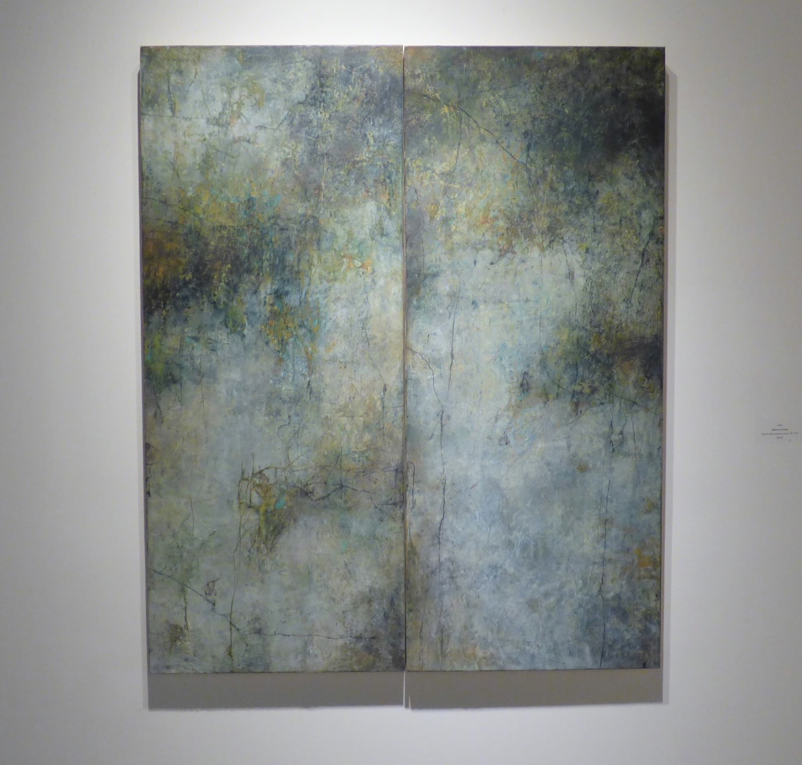 Rebecca crowell march 2016 for Wax landscape