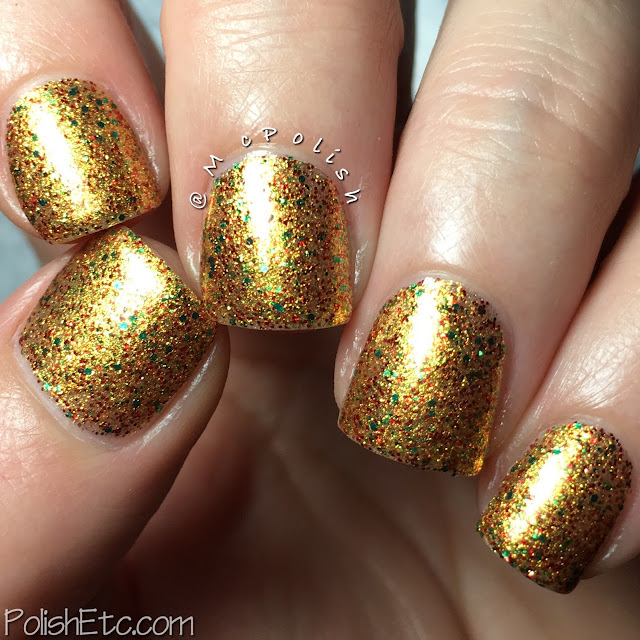 Whimsical Ideas by Pam - Holiday 2018 - McPolish - Fa La2