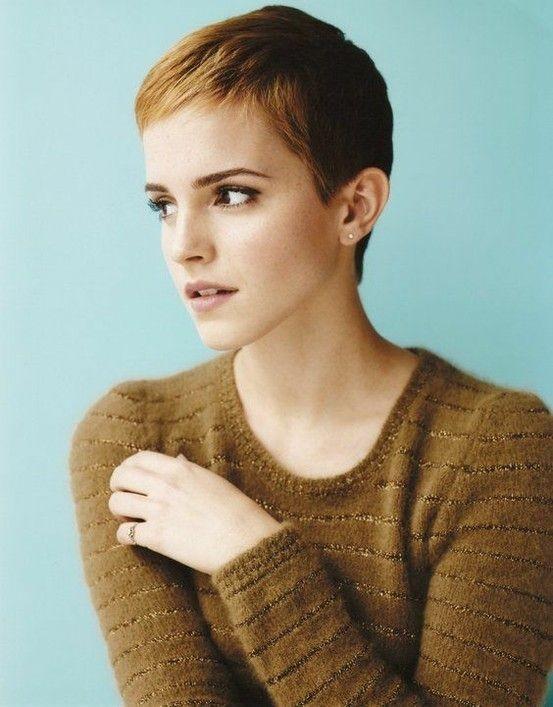 Красивые девушки с короткими волосами