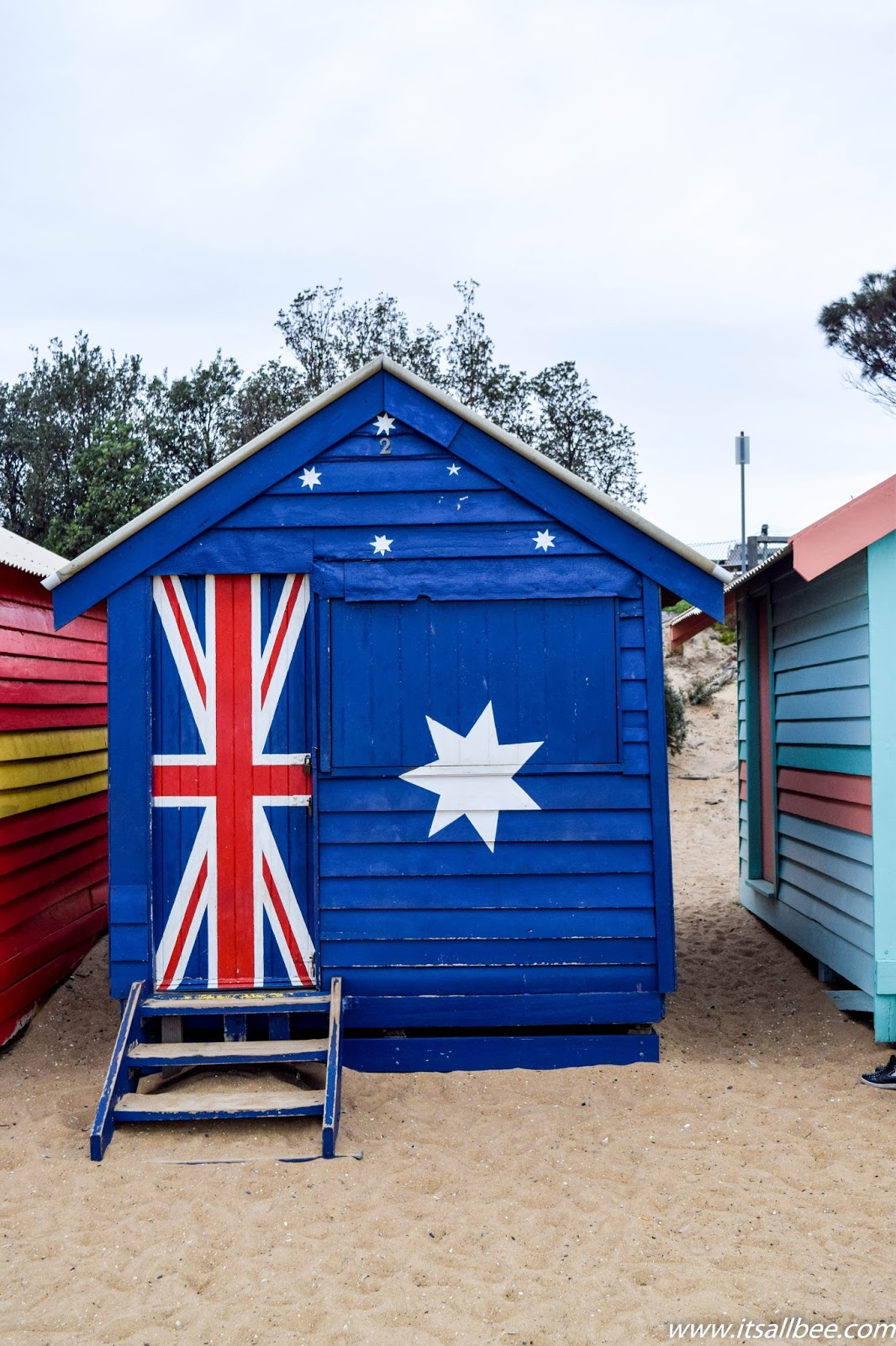 How To Get To Brighton Beach Melbourne's Bathing Boxes Beach #itsallbee #australia #traveltips #beaches #ocean #vacation #takemethere #beachlife