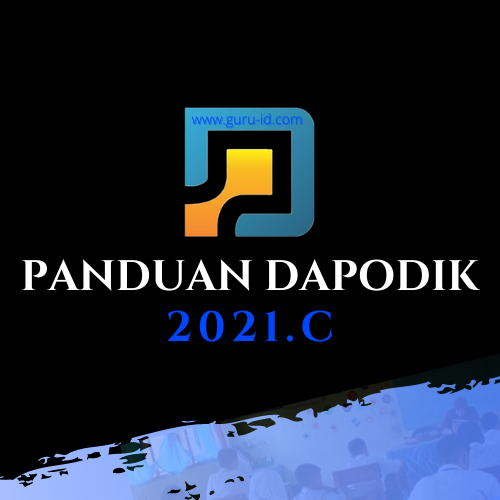gambar panduan aplikasi dapodik 2021 C