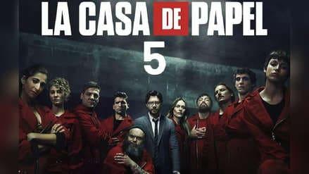 مسلسل La casa de papel 5 لاكاسا دي بابل البروفيسور 5 | موقع عناكب