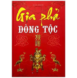 Gia Phả Dòng Tộc ebook PDF EPUB AWZ3 PRC MOBI