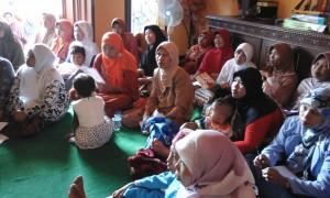 Training Ibu Tangguh MHTI DPD 2 Pasuruan