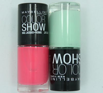 Maybelline Color Show Coral Crush & Green With Envy