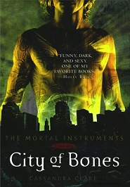 (YA)Y! books: City of Bones (Cassandra Clare)