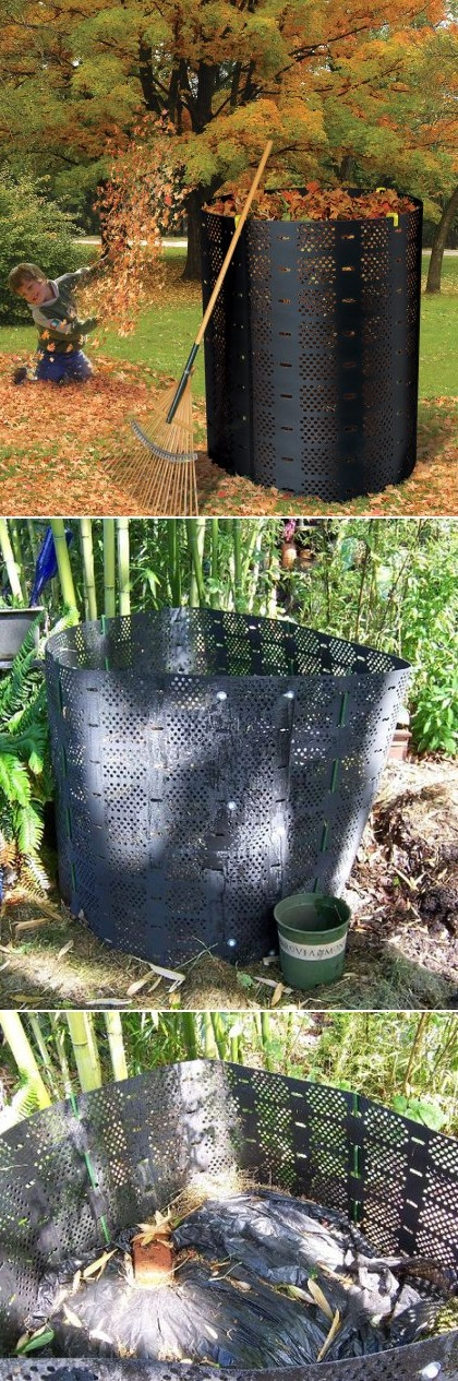 The Geobin Composting System