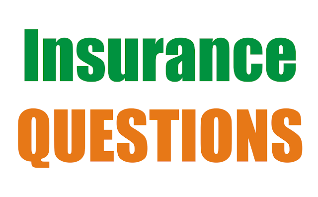 Insurance questions Image