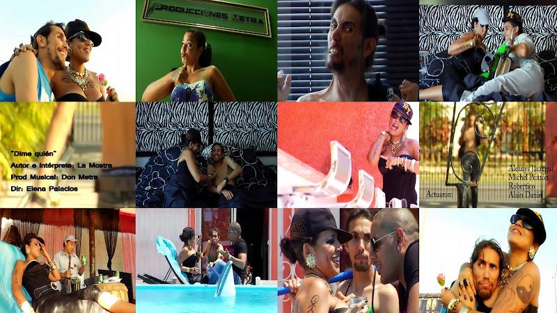 Cuqui La Mostra - ¨Dime quién¨ - Videoclip - Directora: Elena Palacios. Portal Del Vídeo Clip Cubano