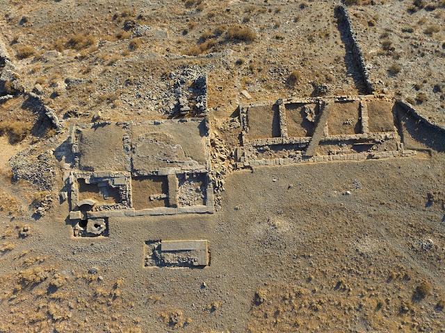 Sanctuary of Asklepios unearthed on the Greek island of Kythnos