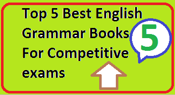 Best English Grammar Book For Ssc
