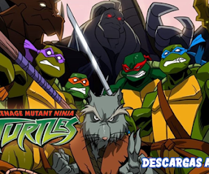 Las Tortugas Ninja (2003) 26/26 Audio: Latino Servidor: MediaFire