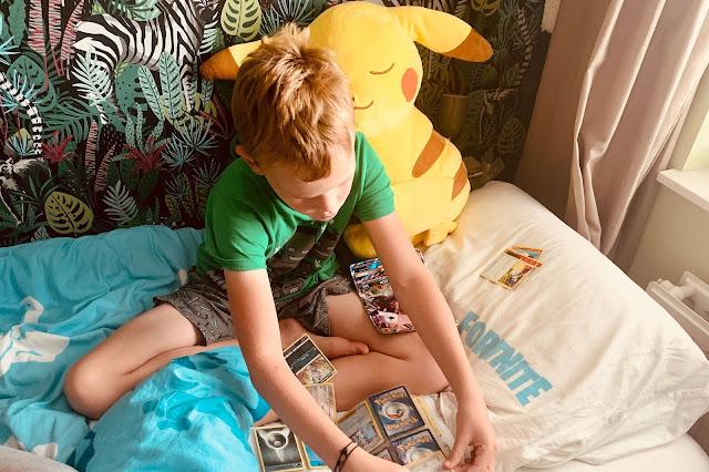 Pokémonkaarten Pikachu
