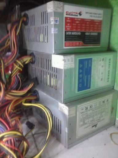 Cara Memperbaiki Power Supply Cpu Elektronik