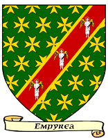 Coat of Arms Empyrea Bettellyn Alphatia