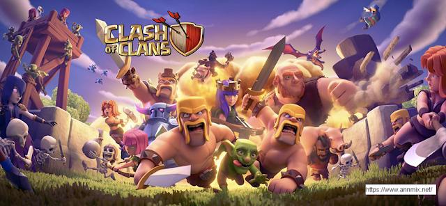 تنزيل كلاش اوف كلانس Clash of Clans 2021
