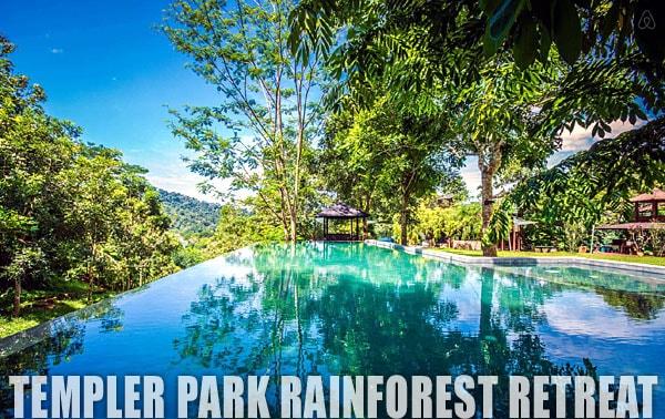 Rainforest Retreat Templer Park