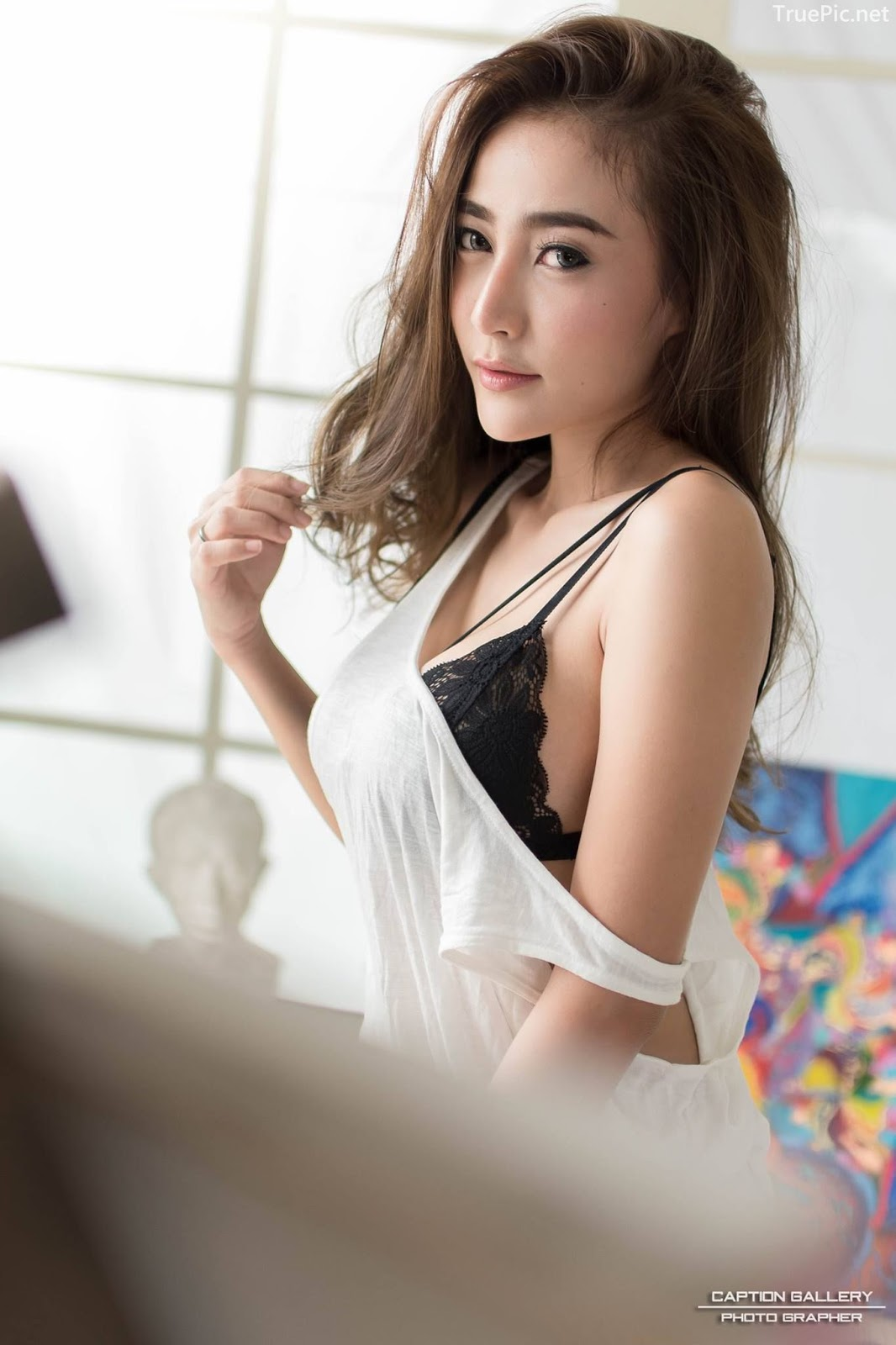 Thailand model Phasinee Boonrod - Photo album We Don't Talk Anymore - Picture 9