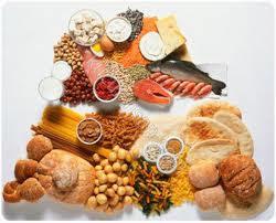 Karbonhidratli yiyecekler