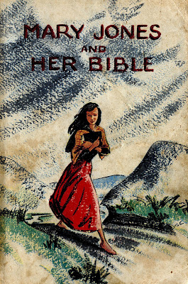 Book by M. E. R. - The Story of Mary Jones and Her Bible