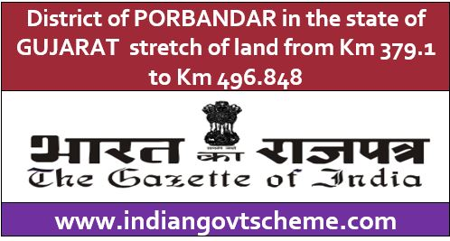 District of PORBANDAR