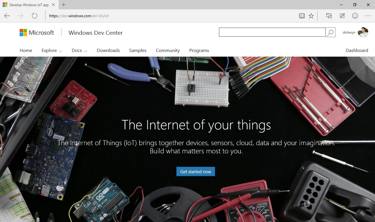 Visual guide to installing Windows 10 IoT Core on your