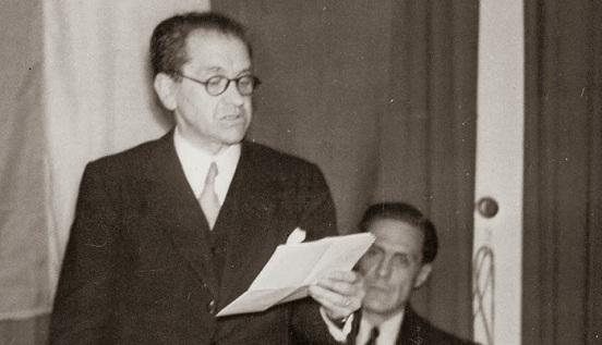 Discurso de Don Manuel Irujo en Londres en Defensa de la República (1946)