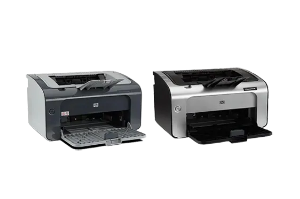 HP LaserJet Pro P1106/P1108 Printer Series