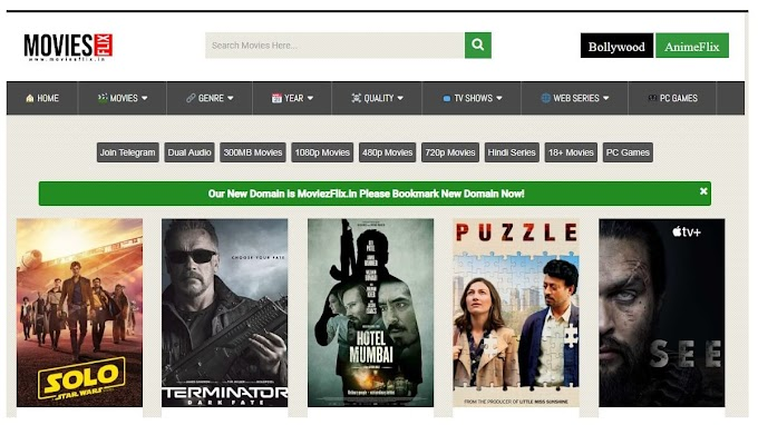 MovieFlix – Download Bollywood , Hollywood, Asian, Hacking, South Indain  Movies Free!