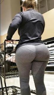 Mujeres bellas curvas ropa ajustada captadas