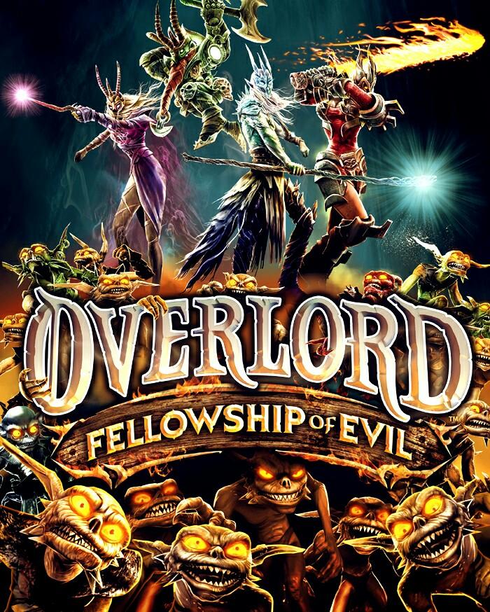 تحميل لعبة القتال Overlord Fellowship of Evil
