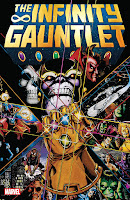 TOP 10 Books - The Infinity Gauntlet