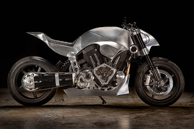 Confederate X132 Hellcat by Revival Cycles