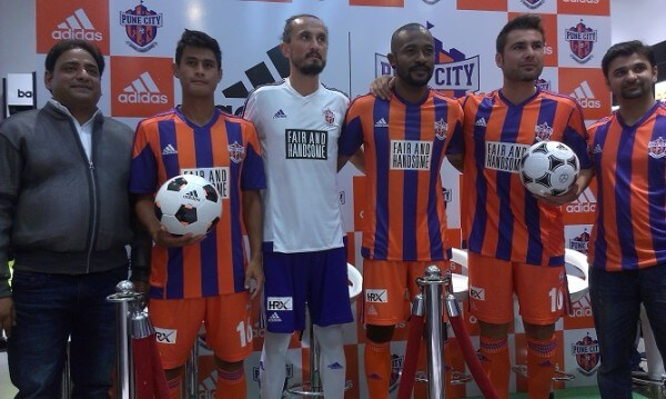 FC Pune City Team Squad