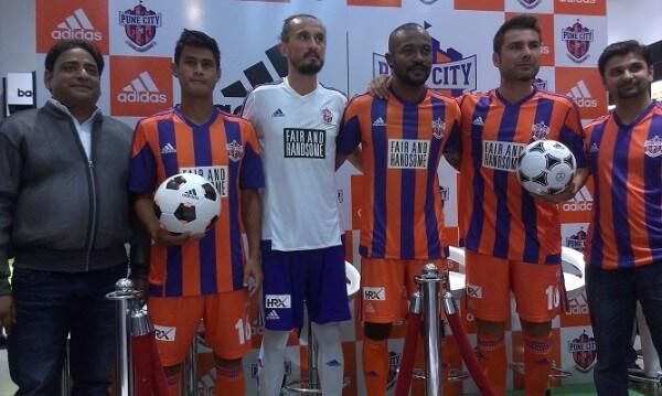 FC Pune City Team Squad