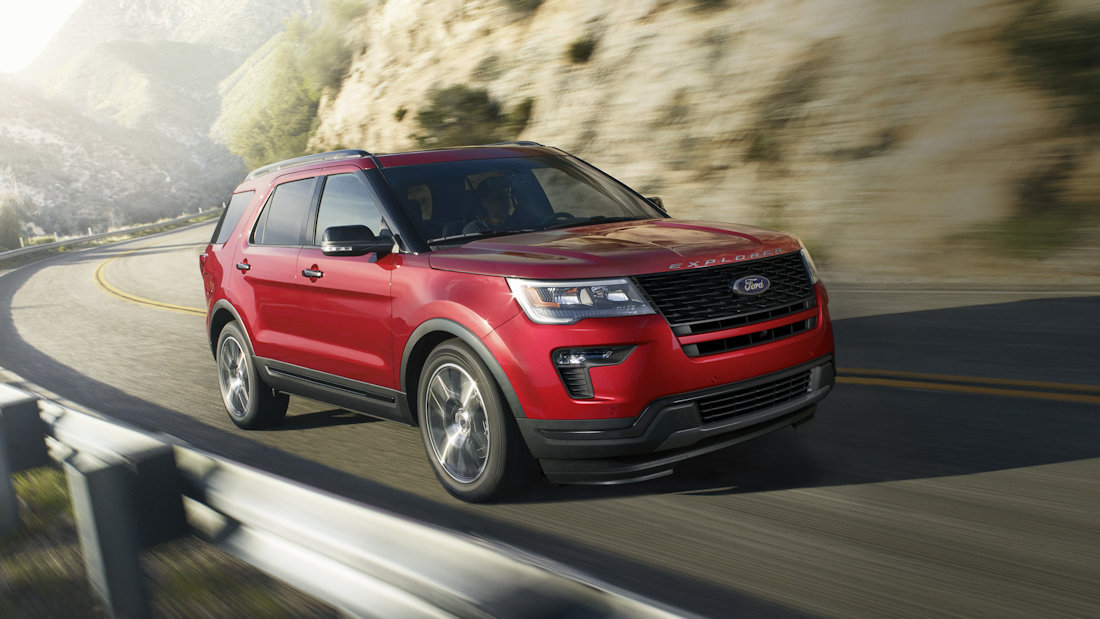 Get The Ford Explorer For The Same Price As An Everest This Month Carguide Ph Philippine Car News Car Reviews Car Prices