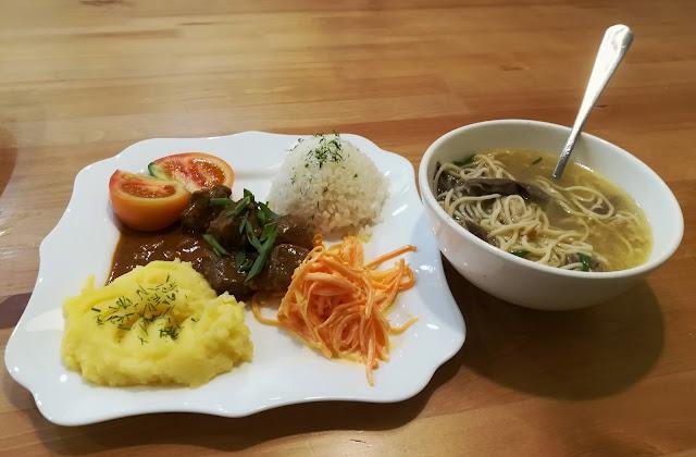 Улан-Удэ, бурятская кухня