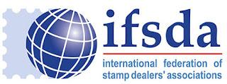 Logotipo de la Federación Internacional de Asociaciones de Comerciantes de Sellos