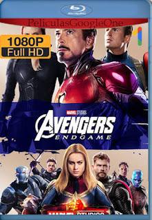 Avengers Endgame (2019) [1080p BRrip] [Latino-Inglés] [GoogleDrive] chapelHD
