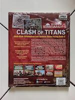 Konflik Bersejarah: Clash Of Titans