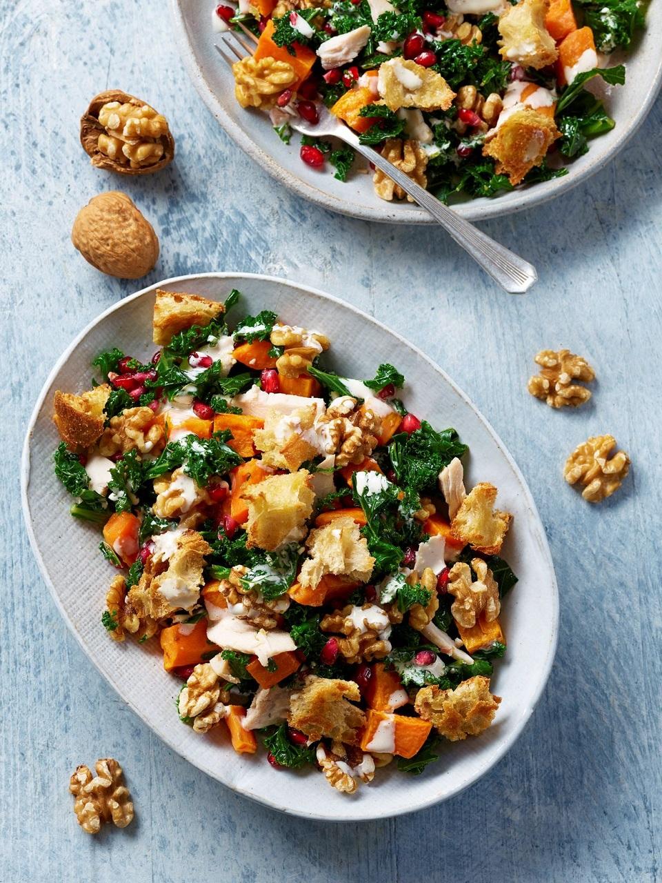 Superfood Christmas Salad