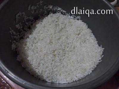 siapkan beras