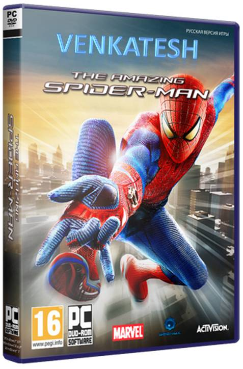 The Amazing Spider-Man 2 + All DLCs for PC [5.1 GB] Highly ...