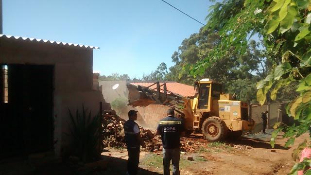 Rollemberg o destruidor de casas